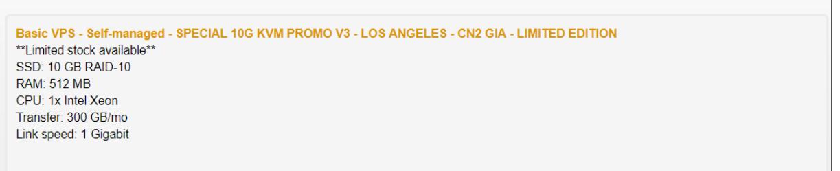 搬瓦工CN2 GIA限量版补货